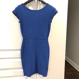 BCBG MaxAzria Colbalt Blue Dress